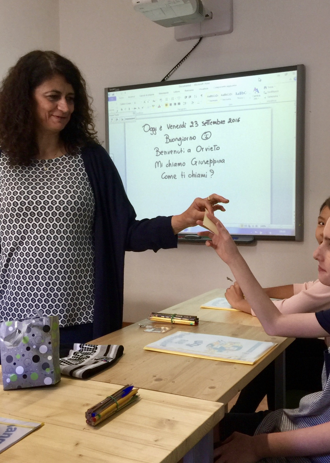 language teaching