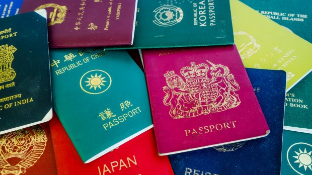 Understanding the Significance of your Passport Colour